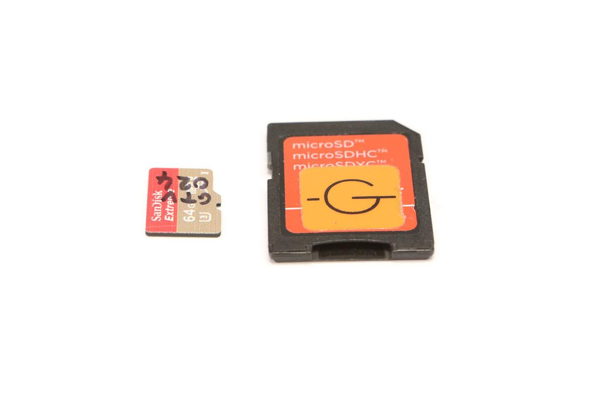 Sandisk Micro SDHC Cards Class 10 Genesis Plus
