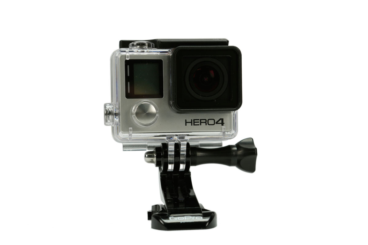 gopro hd hero 4 black camera genesis plus. Black Bedroom Furniture Sets. Home Design Ideas
