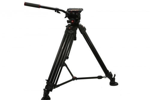 MANFROTTO-504HD-TRIPOD