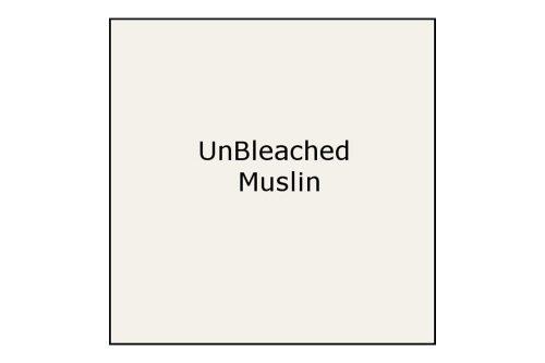 unbleached muslin1000