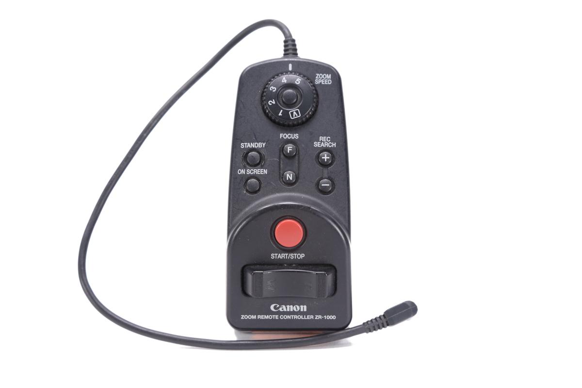 Canon Zoom Lanc Controller