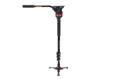 Manfrotto Monopod with 502 Fluid Head