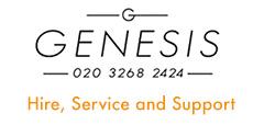 Genesis Plus Logo